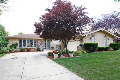 Westmont Single Family Home Contingent: 1313 Virginia Drive