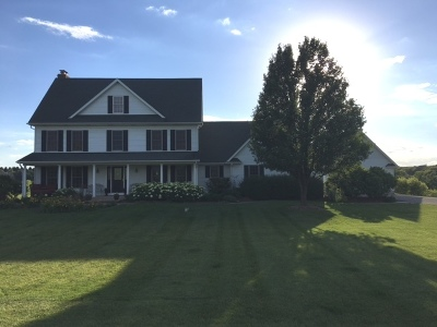 Elburn Single Family Home For Sale: 40w515 Il Route 38