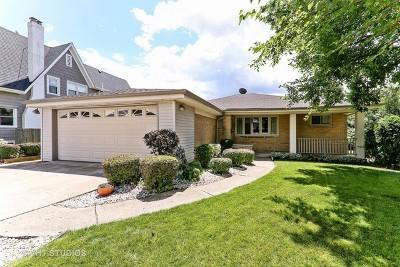 Clarendon Hills Single Family Home For Sale: 23 Chestnut Avenue