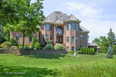 Barrington Single Family Home Contingent: 21685 North Crown Road