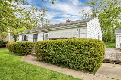 Carol Stream Single Family Home For Sale: 1n069 Harriet Street
