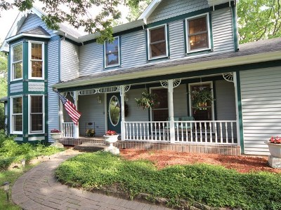Lake Zurich Single Family Home For Sale: 209 Miller Road