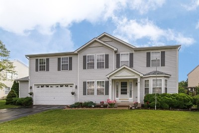 Hampshire Single Family Home Price Change: 312 White Oak Street