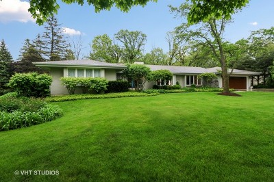 Lake Forest Single Family Home For Sale: 657 Glenwood Road