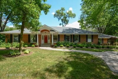 Barrington Single Family Home For Sale: 585 Elm Road