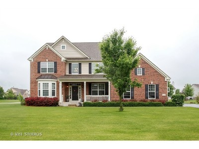 Crystal Lake Single Family Home Contingent: 2459 Achilles Lane