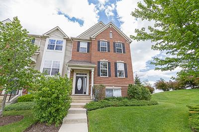Gilberts Condo/Townhouse For Sale: 411 Town Center Boulevard