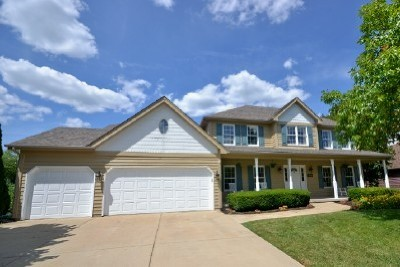 Batavia Single Family Home Contingent: 2219 Big Woods Drive