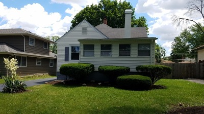 Elmhurst Single Family Home For Sale: 175 South Pick Avenue
