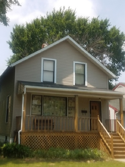 La Grange Single Family Home For Sale: 212 Sawyer Avenue