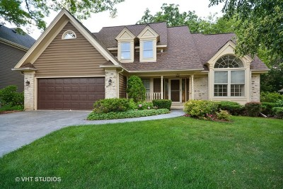 Carol Stream Single Family Home Contingent: 1380 Yorkshire Lane