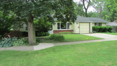 Wheaton Single Family Home Contingent: 1304 Lakeside Drive