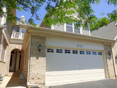 Bartlett Condo/Townhouse For Sale: 1202 Telluride Court