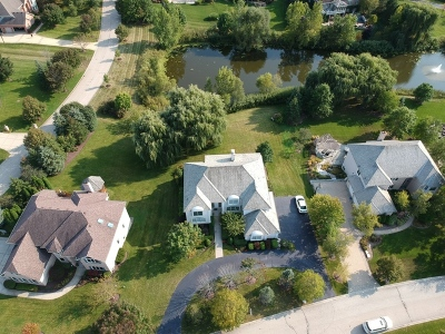 Ponds Of Kildeer Single Family Home For Sale: 21583 West Swan Court