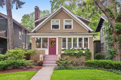 Wilmette Single Family Home For Sale: 207 5th Street