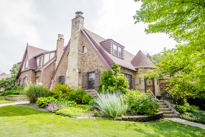 Oak Park Single Family Home For Sale: 1000 North Marion Street