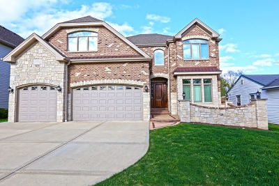 Elmhurst Single Family Home For Sale: 903 South Chatham Avenue