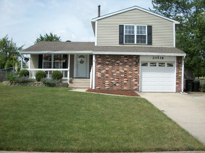 Frankfort Single Family Home Contingent: 20538 South Frankfort Square Road