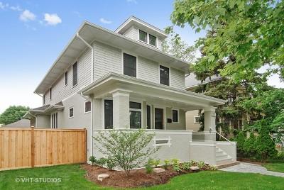 Oak Park Single Family Home Contingent: 1037 South Kenilworth Avenue