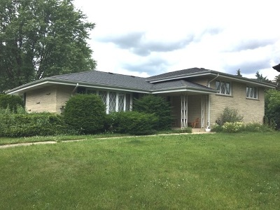 Roselle Single Family Home Contingent: 821 Cypress Court