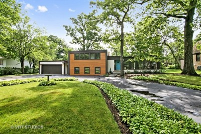 Highland Park Single Family Home Contingent: 3323 Brook Road