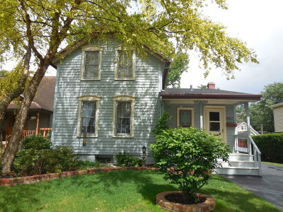 Bartlett Single Family Home For Sale: 227 South Western Avenue South