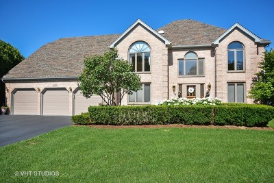Naperville Single Family Home Contingent: 2089 Persimmon Court