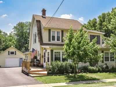 Montgomery Single Family Home For Sale: 723 South River Street