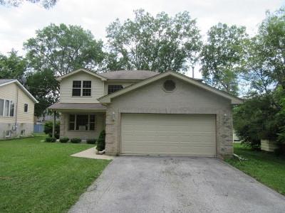 Markham Single Family Home For Sale: 15616 Sawyer Avenue
