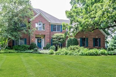 Crystal Lake Single Family Home Price Change: 3211 Royal Woods Drive