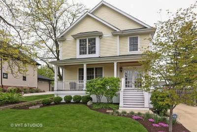 Glen Ellyn Single Family Home For Sale: 420 Prospect Avenue
