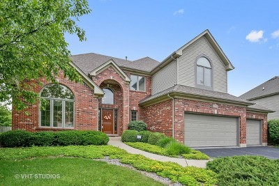 South Elgin Single Family Home Contingent: 720 Cole Drive