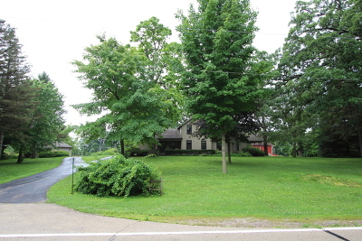 Huntley Single Family Home Contingent: 12919 Hensel Road