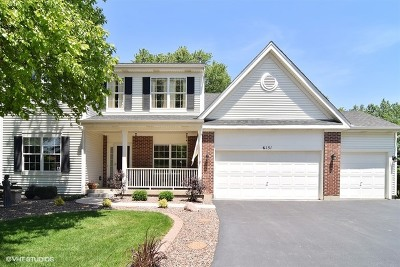 Carpentersville Single Family Home Contingent: 6151 Coventry Court