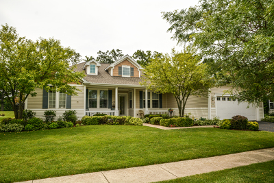 Huntley Single Family Home Contingent: 13005 Illinois Drive