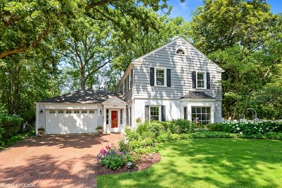 Wilmette Single Family Home For Sale: 2932 Indianwood Road