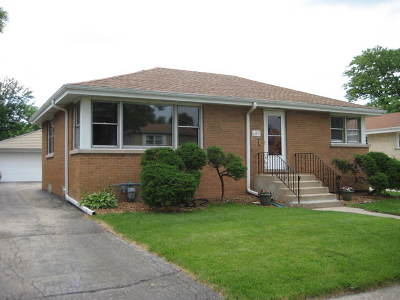 Berkeley Single Family Home Contingent: 1102 Richard Avenue