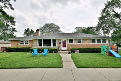 Skokie Single Family Home For Sale: 4255 Foster Street