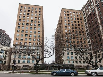 Condo/Townhouse Re-Activated: 3730 North Lake Shore Drive #2B