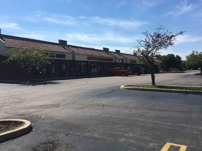 Carol Stream Commercial For Sale: 1420 West Army Trail Road