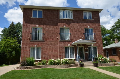 River Forest Single Family Home For Sale: 38 Park Avenue