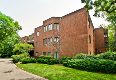Lake Forest Condo/Townhouse For Sale: 501 Oakwood Avenue #1D