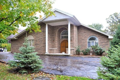 Palos Heights, Palos Hills Single Family Home For Sale