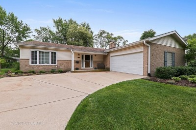 Darien Single Family Home For Sale: 1109 69th. Street