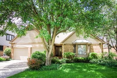 Highland Park Single Family Home Price Change: 890 Villas Court