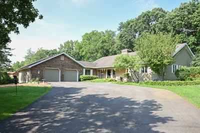 Elgin Single Family Home For Sale: 10n790 Weldwood Drive