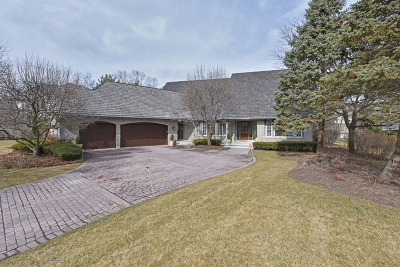Lake Forest Single Family Home For Sale: 1140 Windhaven Court