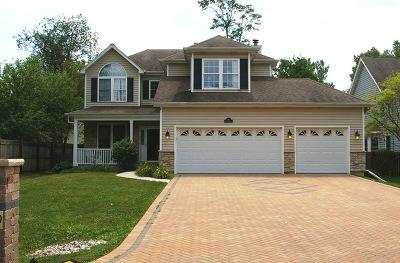 Wheaton Single Family Home For Sale: 26w109 Armbrust Avenue