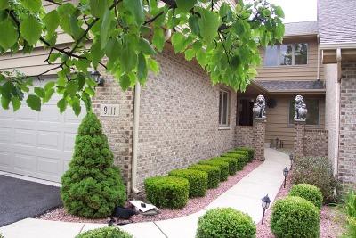 Palos Hills Condo/Townhouse For Sale: 9111 Del Prado Drive