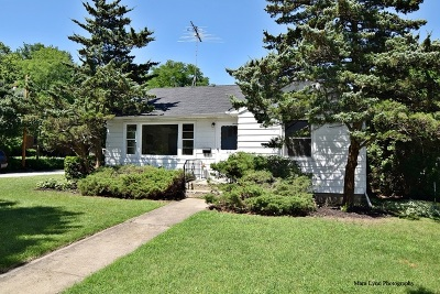 St. Charles Single Family Home Price Change: 819 South 4th Street